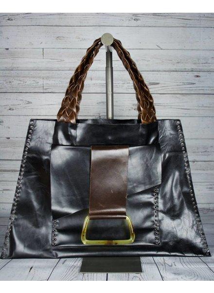 Rebel Designs 36B Shoulder Bag Braided Handle