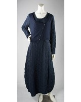 Risona Navy Dress