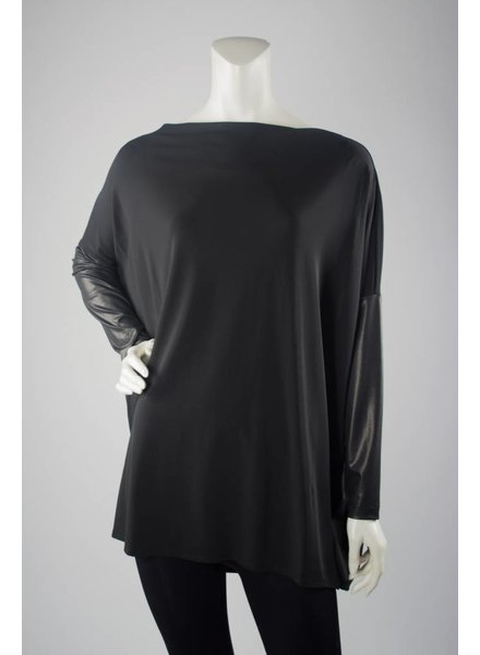Bryn Walker Dimitri Tunic - Black