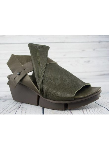 Trippen Rail Wedge Sandal