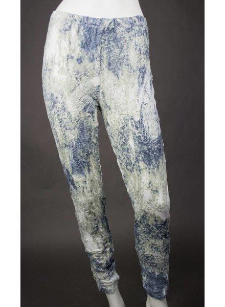 Lauren Vidal Vintage Print Leggings