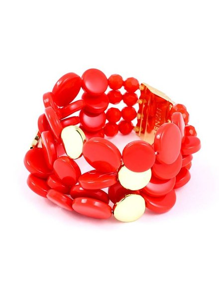 Zenzii Beaded Dot Bracelet