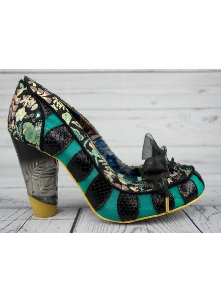 Irregular Choice Well Heeled Pump