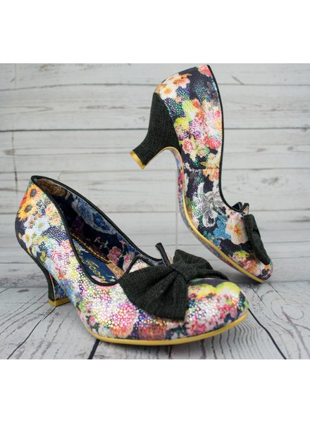 Irregular Choice Dazzle Razzle Pump