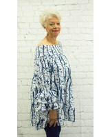 Gracia Poet Tunic Dress