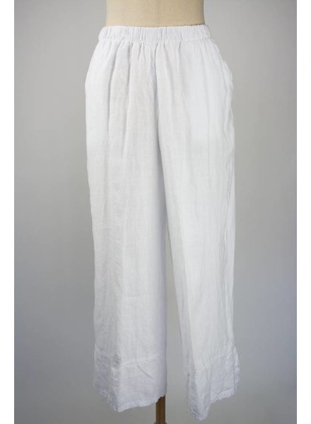 Match Point Low Seam Crop  Pants