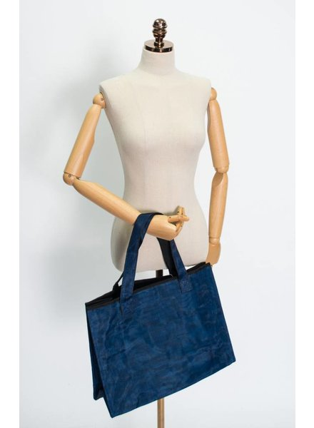 Helping Hands Admin Tote Navy