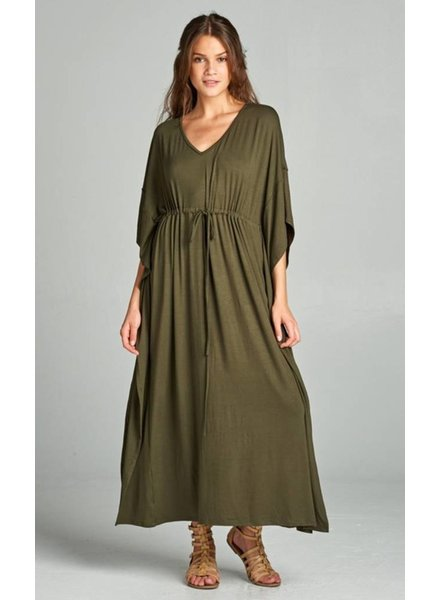 Ivy Poncho Dress