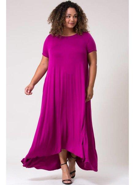 Faith Hi-Low Dress