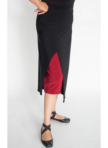 Sympli Matrix Skirt