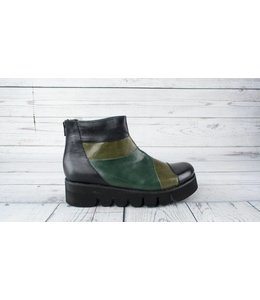 Mango Tricolor Boot