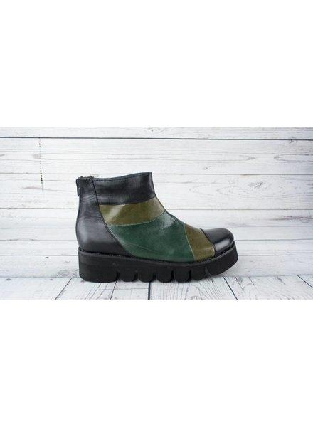 Mango Tricolor Boot #444