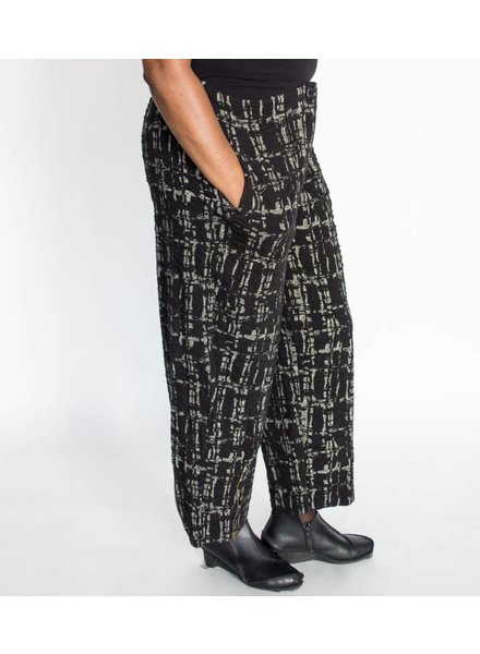 Transparente Quilted Trouser