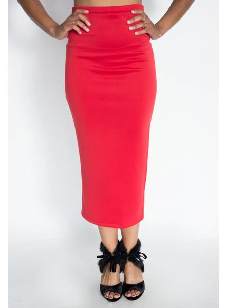Gracia H-Line Skirt
