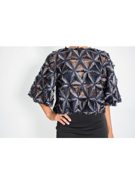 Gracia Luxex Crop Top