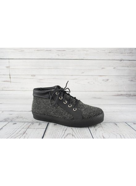 Dav Hampton Tweed Sneaker