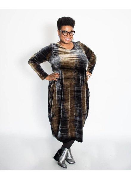 Alembika Velvet Dress