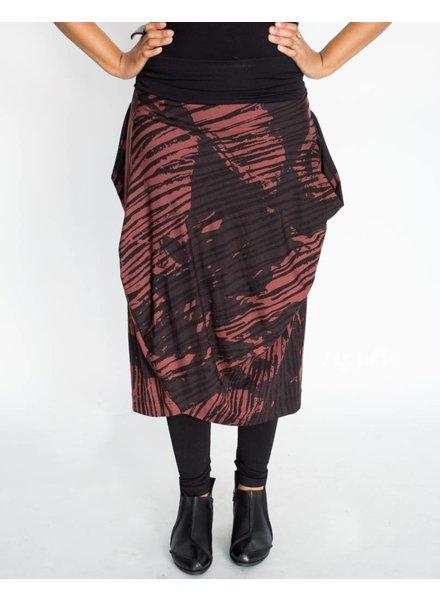 Elsewhere Print Skirt