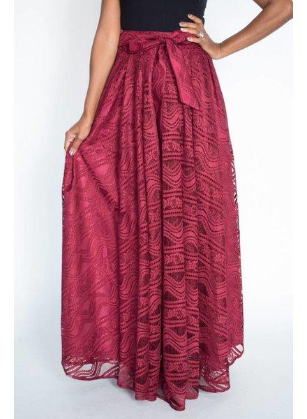 Gracia Lace Skirt