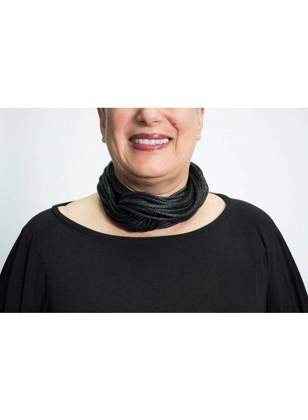 Monies Ebony Cord Necklace