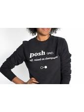 A Black and White Story POSH Sweatshirt