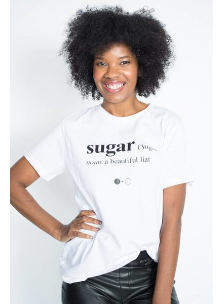 A Black and White Story SUGAR T-shirt