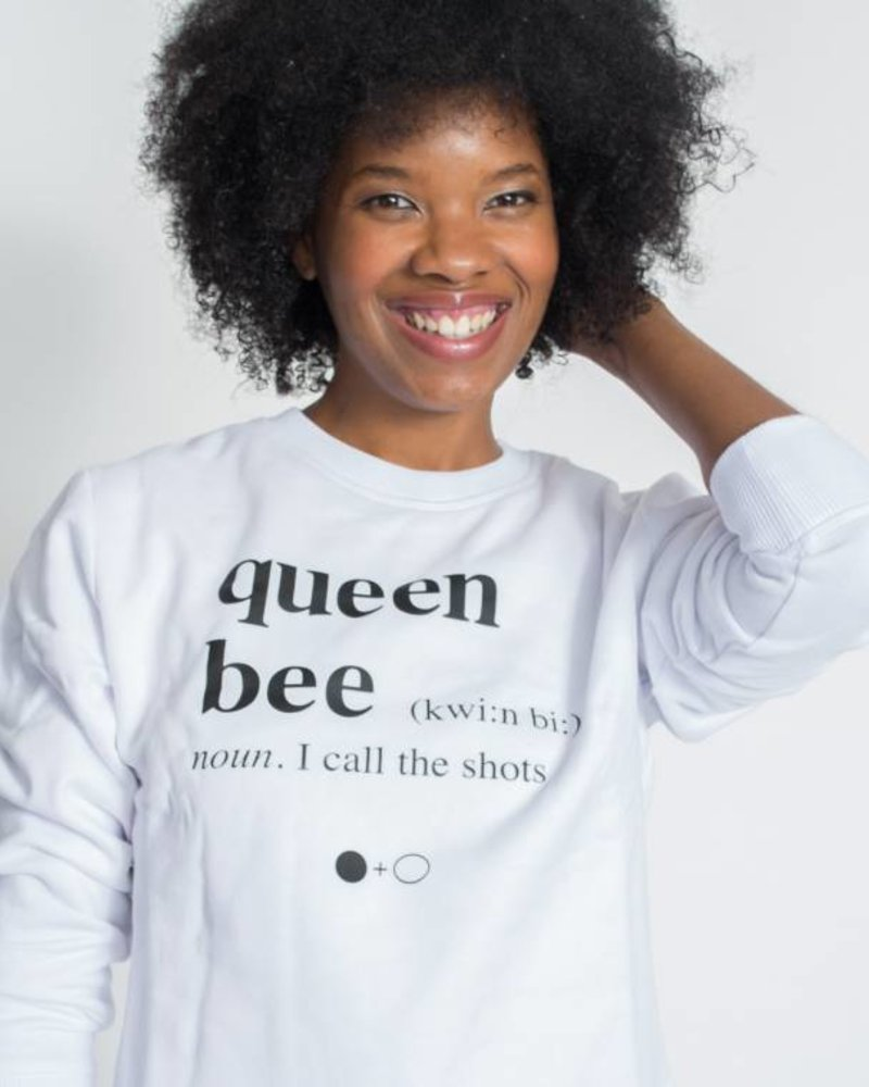 A Black and White Story Black & White Story QUEEN BEE