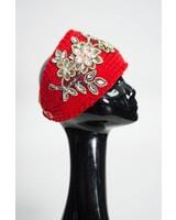 Lace Applique Headband