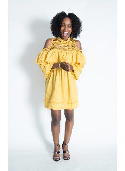 WHY Mari Boho Dress