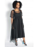 Alembika Sheer Dress