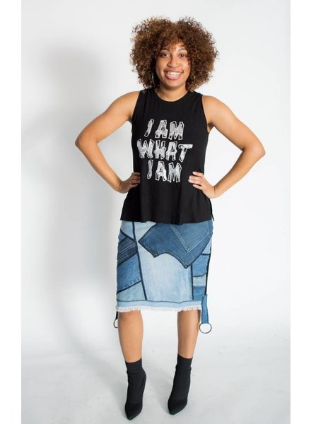 "Rock N Karma "" What I Am"" Top"