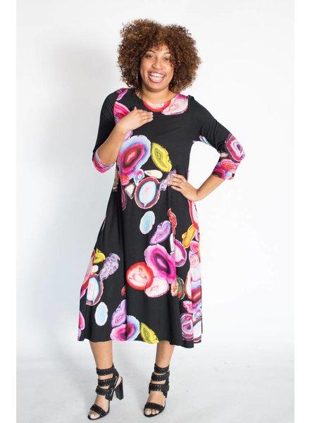 Alembika Swirl Dress