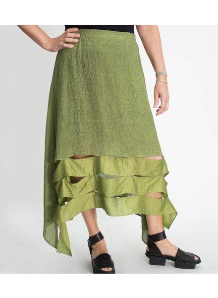 Igor Dobranic Stripe Skirt