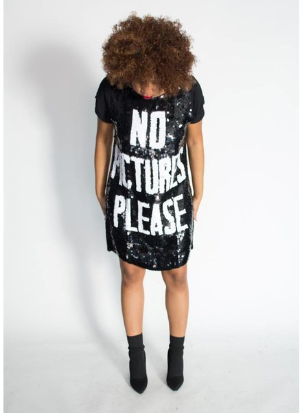 "Rock N Karma ""No Pictures Please"" Dress"