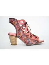 Spring Step Laure Lace-Up Sandal