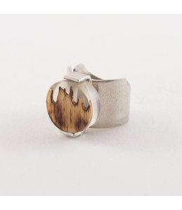 Anne Marie Chagnon Plum Ring