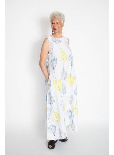 Grizas Watercolor Dress