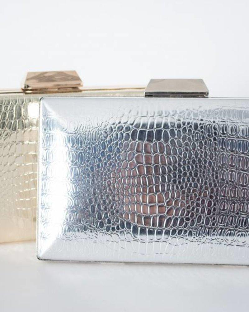 City Design Metallic Hard Case