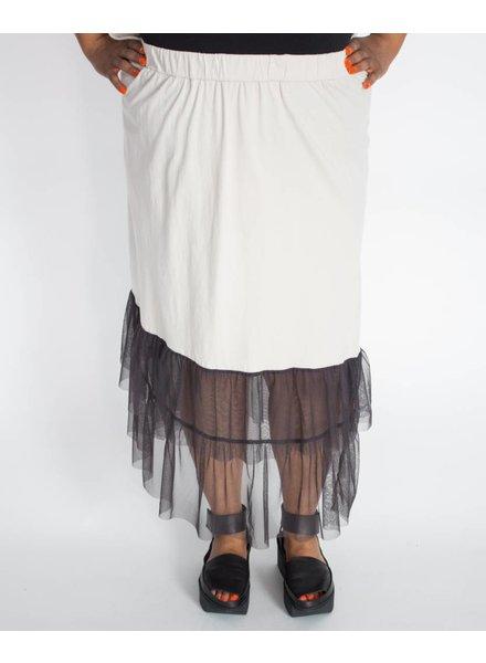 Luukaa Stone Dana Skirt