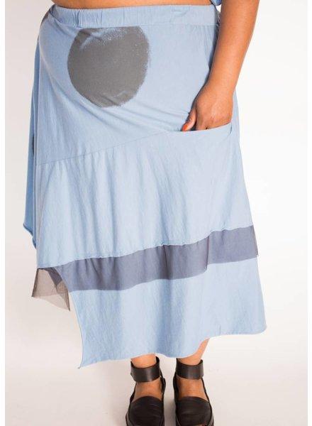 Luukaa Indigo Dana Skirt