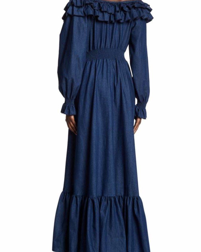 Tov TOV Denim Dress