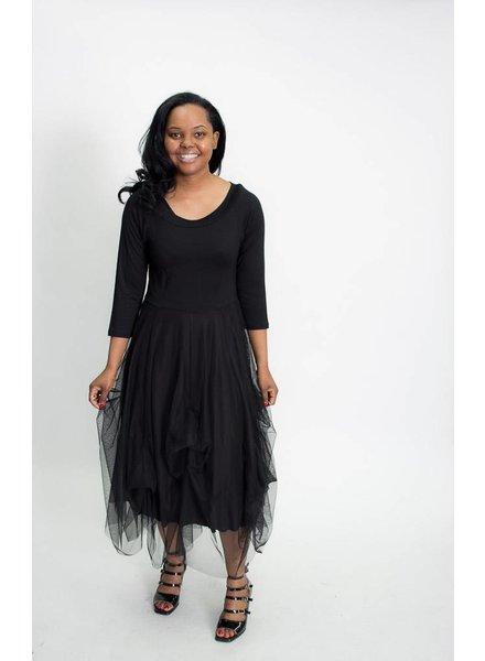 Comfy Palm Spring Dress | PLUS