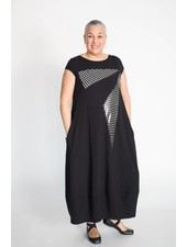 NY 77 Design Graphic Dress
