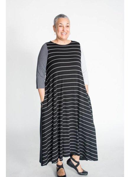 Alembika Mixed Pattern Dress