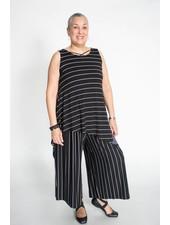 Alembika White Stripe Pant