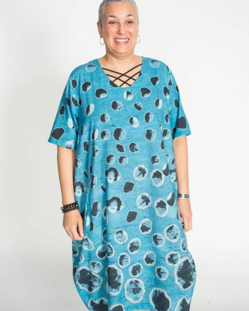 KEKOO Kekoo Bubbles Dress