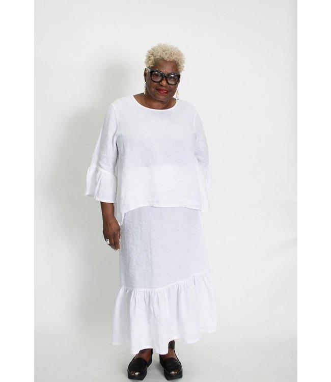 Bryn Walker Bryn Walker Ruffle Skirt