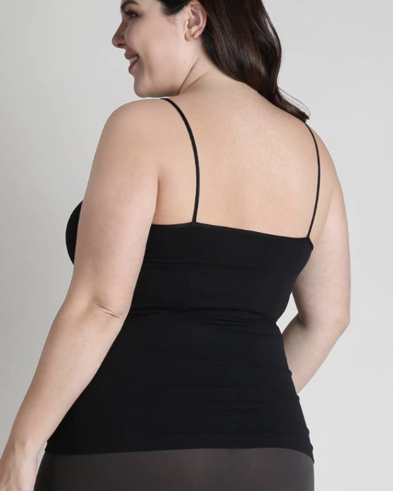 Niki Biki Triple Cross Camisole | Plus Size