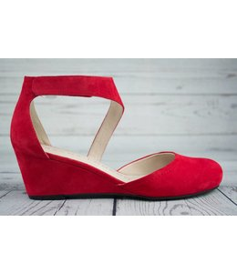 Sacha London Valentino Wedge