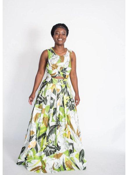 2-Piece Maxi Skirt Set